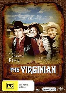 Virginian: Season 5 [Import]