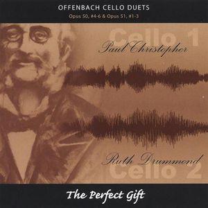 Offenbach Cello Duets Op.50