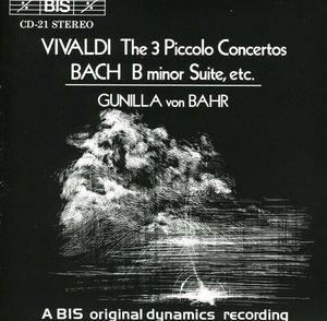 3 Piccolo Concertos