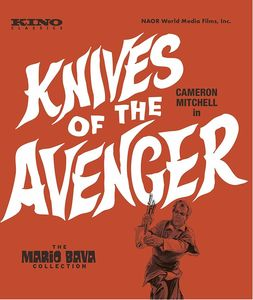 Knives of the Avenger
