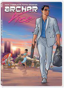 Archer: The Complete Season Five