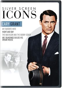 Silver Screen Icons: Cary Grant