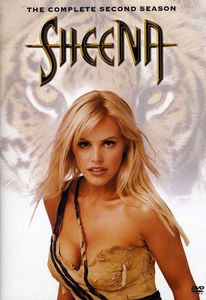Sheena: The Complete Second Season