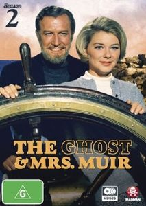 Ghost & Mrs. Muir-Season 2 [Import]