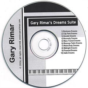 Gary Rimar's Dreams Suite