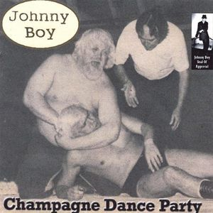 Champagne Dance Party