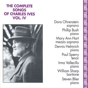 Songs Of Charles Ives (complete)
