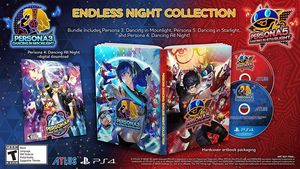 Person Dancing: Endless Night Collection for PlayStation 4