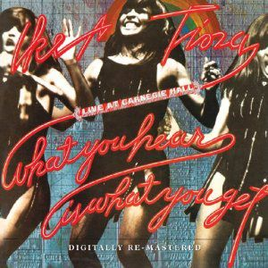 What You Hear Is What You Get: Live from Carnegie [Import]