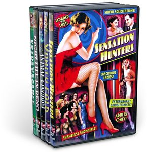 Lost Pre-Code Classics Collection: Volume 2 (5-DVD)