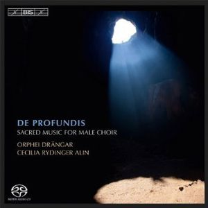 Sacred Repertoire for Male Choir