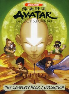 Avatar: The Last Airbender: The Complete Book 2 Collection