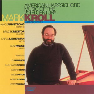American Music for Harpsichord /  Various