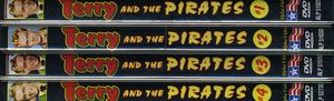Terry and the Pirates: Volumes 1-4