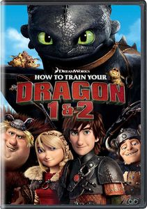 How To Train Your Dragon 1 And 2