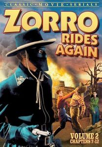 Zorro Rides Again 2 Chapters 7-12
