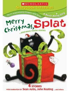 Merry Christmas, Splat...And More Winter Stories