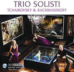 Trio Solisti plays Tchaikovsky & Rachmaninoff