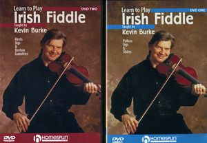 Irish Fiddle: Volumes 1 and 2