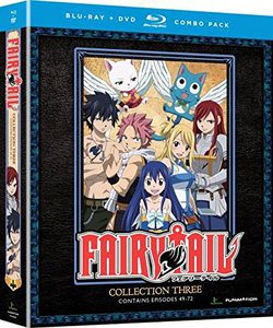 Fairy Tail: Collection Three