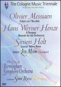 Messiaen/ Henze/ Holt