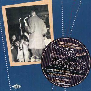 Central Rocks - Central Ave Scene 51-58, Vol. 2 [Import]