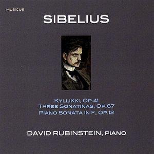 Plays Sibelius Piano works: Kyllikki Op.41 Three Sonatinas Op.67