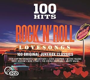 100 Hits: Rock N Roll Love Songs /  Various [Import]