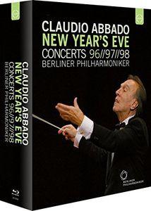 Claudio Abbado New Years Eve Concerts Box