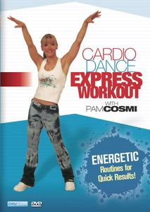 Cardio Dance Express Workout With Pam Cosmi