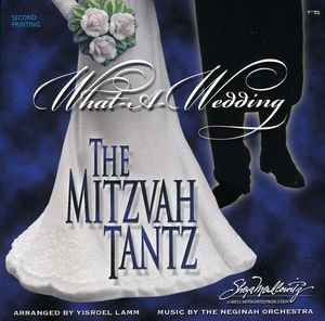 What a Wedding-The Mitzvah Tantz