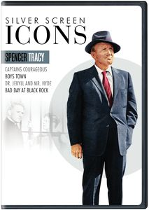 Silver Screen Icons: Spencer Tracy