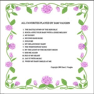 All Favorites Played By Sam Vaughn