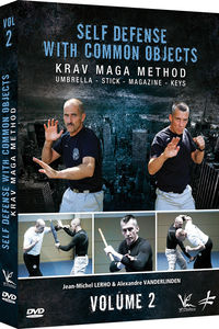 Self Defense With Common Objects Krav Maga Method, Vol. 2