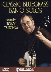 Classic Bluegrass Banjo Solos
