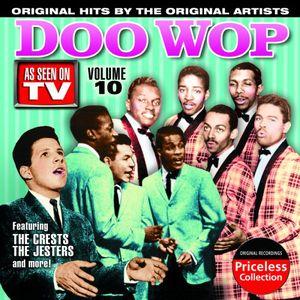 DOO WOP AS SEEN ON TV, Vol. 10