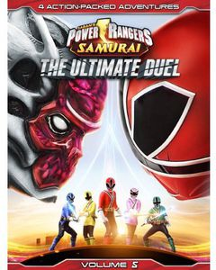 Power Rangers Samurai: The Ultimate Duel: Volume 5