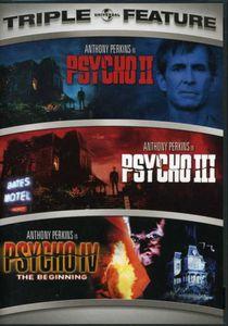 Psycho II /  Psycho III /  Psycho IV: The Beginning