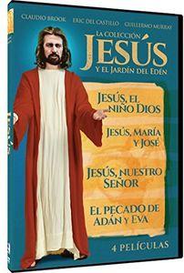 Jesus y el Jardin del Eden Coleccion: 4 Peliculas