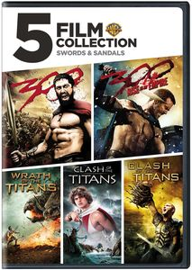 5 Film Collection: Swords & Sandals