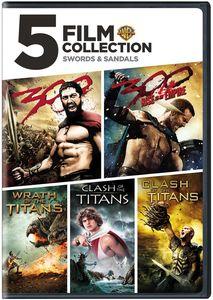5 Film Collection: Swords & Sandals