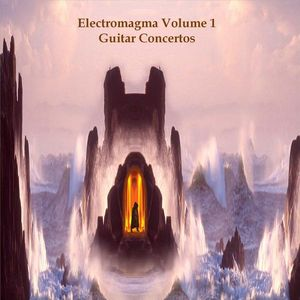 Electromagma 1-Guitar Cons 1-2 for Guitar & Orches