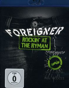 Foreigner: Rockin' at the Ryman [Import]