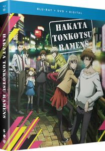 Hakata Tonkotsu Ramens: The Complete Series