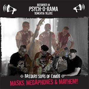 Masks Megaphones & Mayhem [Import]