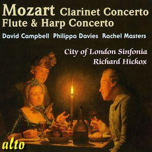 Concertos for Clarinet & Flute & Harp