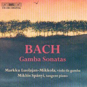 Gamba Sonatas