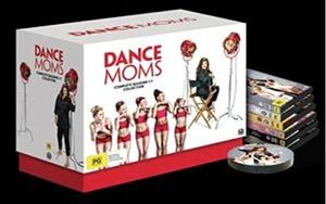 Dance Moms: Complete Seasons 1-7 Collection [Import]