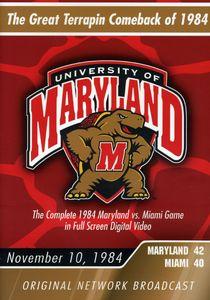Maryland Classics 1984