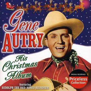 His Christmas Album